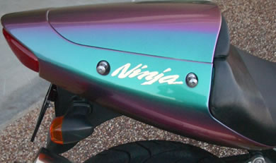 Kawasaki ZX series Ninja Decal 1 colour