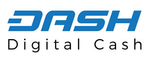 Dash Digital Cash Crytpocurrency Decal