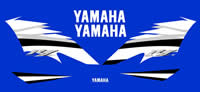 Yamaha R1 2006 Decal and Graphics kit