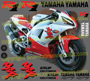 Yamaha R1 Decal Set 1998