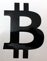 Bitcoin Decal