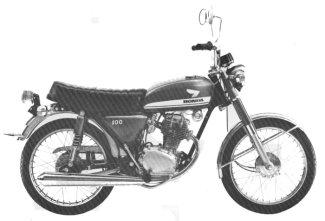 Honda CB100K0