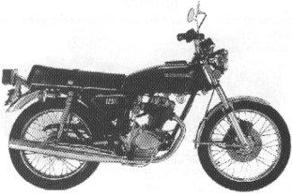 CB125S'76