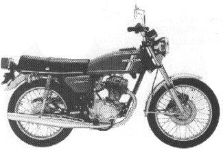 CB125S'78