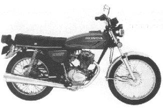 CB125S'79