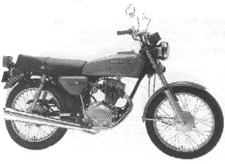 CB125S'80