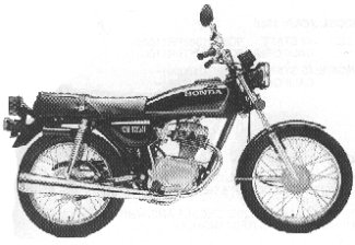 CB125S'81