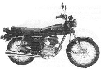 CB125S'82
