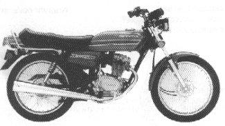 CB125S'85