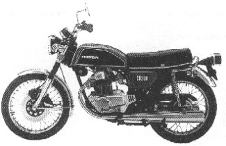 Honda CB200K0