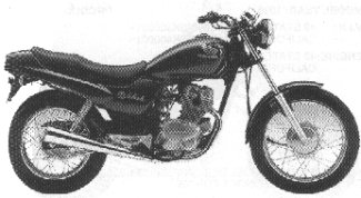 CB250'92 Nighthawk