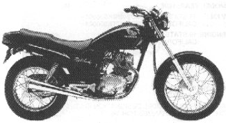 CB250'93 Nighthawk