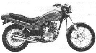 CB250'94 Nighthawk