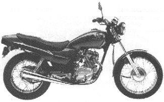 CB250'95 Nighthawk