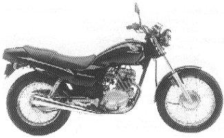 CB250'97 Nighthawk