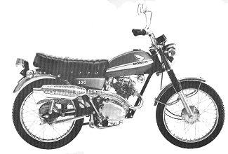 Honda CL100K0