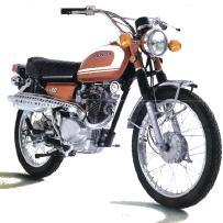 Honda CL100K1