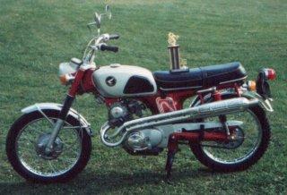 1968 CL125