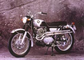 Honda CL72 Scrambler 250