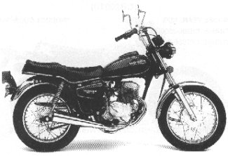 Honda CM200T'80 Twinstar