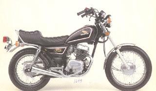 CM250'83 Custom