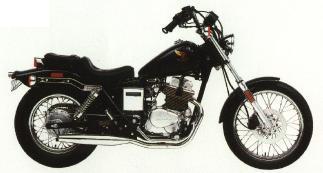 1985 Honda Rebel CMX250C'85
