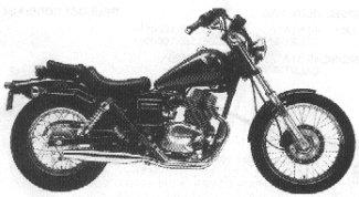 CBX250C'87 Rebel