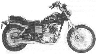 CBX250CD'86 Rebel