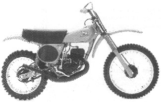 Honda Elsinore CR125M0