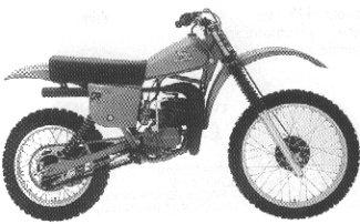 CR125R'79