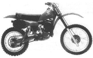 CR125R'80