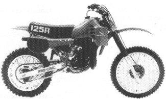 CR125R'82