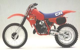 Honda CR125R'83