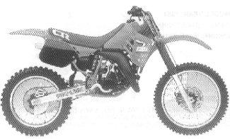 CR125R'87