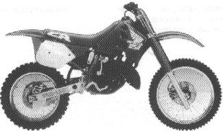 CR125R'89
