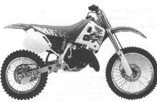 CR125R'91