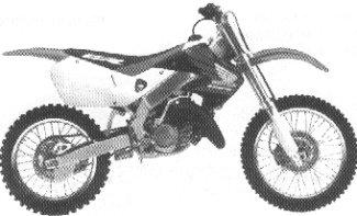 CR125R'98
