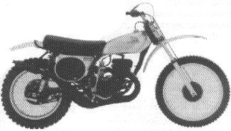 Honda Elsinore CR250M0