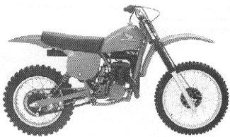 CR250R'78