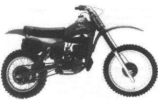 CR250R'80