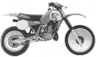 CR250R'81