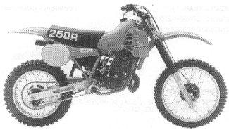 CR250R'82