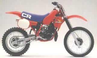 CR250R'83