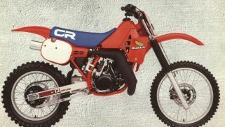 CR250R'84