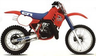 CR250R'85