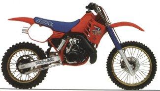 CR250R'86