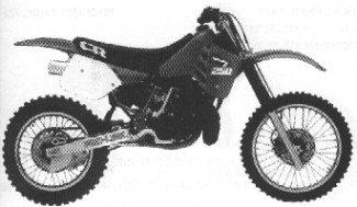 CR250R'87