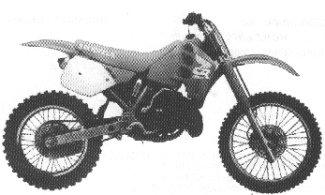 CR250R'88