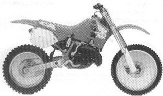 CR250R'89