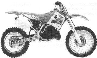 CR250R'91